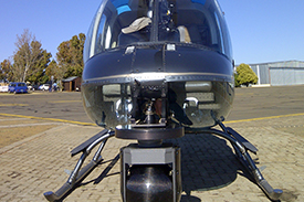 Helicopter Filming South Africa